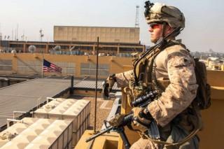 Tấn công nhằm vào Đại sứ quán và căn cứ quân sự Mỹ ở Iraq