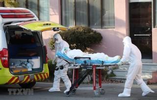 Hàn Quốc tiếp tục ghi nhận ca tử vong thứ 6 do bệnh COVID-19
