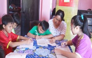 Quản lý trẻ em SOS trong phòng chống dịch Covid-19