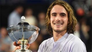 Tsitsipas đoạt ATP đầu tiên trong năm 2020 ở Marseille