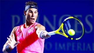Nadal thắng dễ trận ra quân ở Acapulco