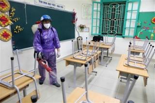 Bộ Giáo dục và Đào tạo đề nghị cho học sinh nghỉ thêm 1-2 tuần vì dịch COVID-19