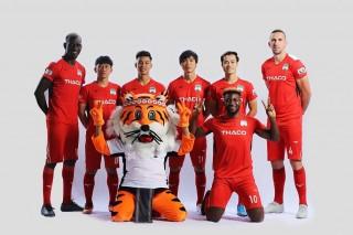 HAGL chọn hổ rừng Tây Nguyên làm linh vật đội bóng