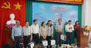 Công bố trụ sở làm việc mới của các sở ngành tỉnh