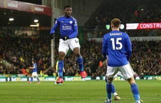Vắng Vardy, Leicester kéo dài mạch không thắng ở Ngoại hạng Anh