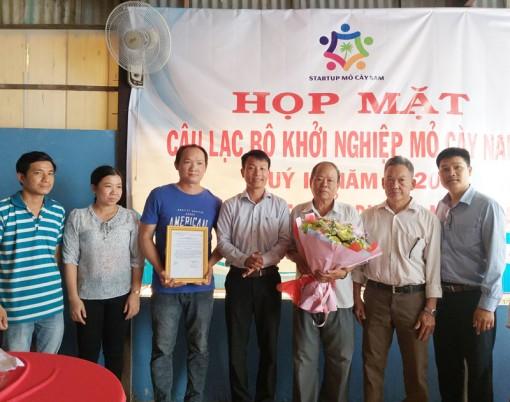 Ra mắt tổ hợp tác du lịch Mỏ Cày Nam