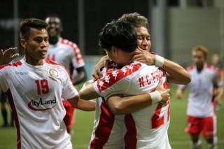 Hà Nội FC vô địch tuyệt đối ở Việt Nam