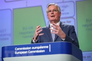Anh và EU chính thức đàm phán về thoả thuận hậu Brexit