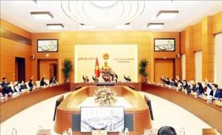Phân công chuẩn bị Phiên họp 43 của Ủy ban Thường vụ Quốc hội