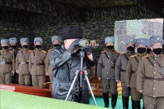 KCNA xác nhận Triều Tiên đã thực hiện vụ phóng tên lửa hôm 2-3-2020