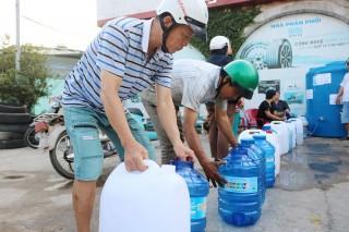 Thêm điểm cung cấp nước ngọt miễn phí
