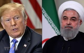 Iran kêu gọi Mỹ dỡ bỏ trừng phạt để chống dịch bệnh COVID-19