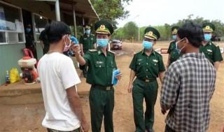Từ 5-3-2020 thực hiện khai báo y tế với hành khách nhập cảnh từ Campuchia