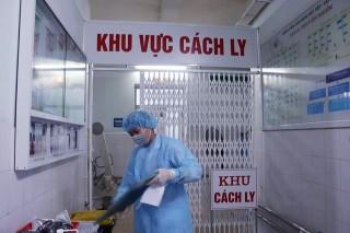 Thêm 8 ca mắc COVID-19 tại Việt Nam