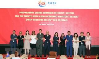 Việt Nam đề xuất 13 ưu tiên cho Hội nghị Bộ trưởng Kinh tế ASEAN hẹp