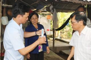 Tăng cường kiểm soát chất lượng nguồn nước