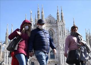 Số ca tử vong do COVID-19 tại Italy tăng cao kỷ lục