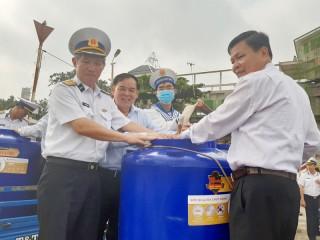 Phát động phong trào phòng chống hạn mặn mùa khô 2020