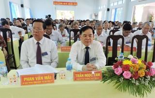 Tân Thanh Tây tổ chức Đại hội đại biểu Đảng bộ xã nhiệm kỳ 2020 - 2025