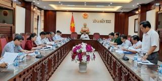 Hội đồng Thi đua - Khen thưởng tỉnh họp phiên thứ nhất năm 2020