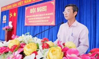 Thạnh Phú triển khai công tác phòng chống tội phạm năm 2020