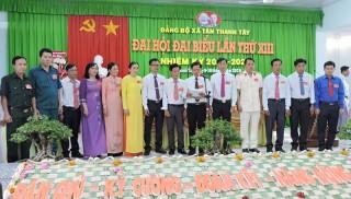 Đại hội điểm Đảng bộ xã Tân Thanh Tây nhiệm kỳ 2020 - 2025