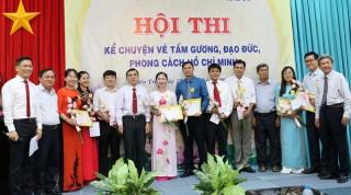 Văn phòng Tỉnh ủy tổ chức Hội thi kể chuyện về Bác