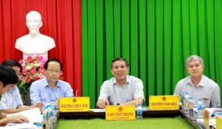 Thành viên UBND tỉnh họp lệ kỳ tháng 3-2020