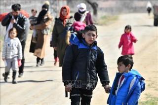 EU và Hy Lạp lập cơ chế tạm thời cho phép 5.000 người di cư hồi hương tự nguyện