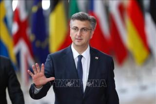 Thủ tướng Croatia giành chiến thắng trong cuộc bỏ phiếu nội bộ đảng cầm quyền
