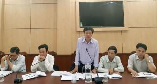 HĐND tỉnh làm việc với các huyện, thành phố về thực hiện Nghị quyết số 14
