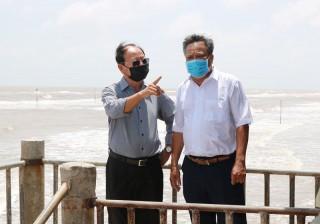 Giám sát hoạt động phòng chống dịch Covid-19 tại Thạnh Phú