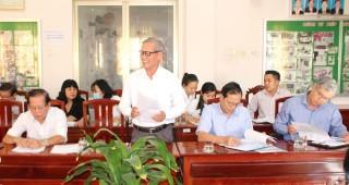 Nâng cao hiệu quả công tác phổ biến giáo dục pháp luật