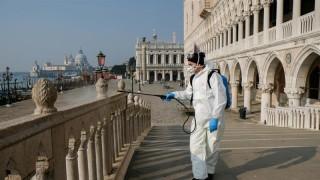 Italy và Tây Ban Nha lại ghi nhận số ca tử vong kỷ lục trong ngày