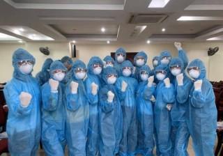 Huy động toàn bộ lực lượng y tế phòng, chống đại dịch COVID-19