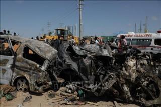 Nổ ở ngoại ô Somalia, ít nhất 4 binh sĩ Chính phủ thiệt mạng