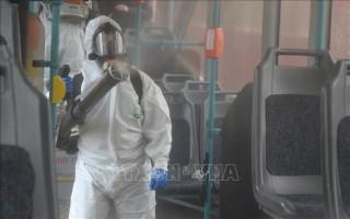 Nga ghi nhận số ca nhiễm virus SARS-CoV-2 trong ngày cao nhất
