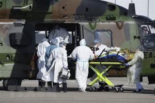 Hơn 25.000 ca tử vong tại châu Âu do dịch COVID-19