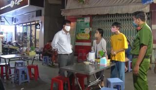 TP. Bến Tre kiểm tra tình hình hoạt động các cơ sở kinh doanh dịch vụ ăn uống