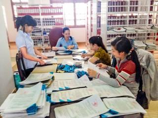 Triển khai thực hiện Nghị định số 30/2020/NĐ-CP về công tác văn thư