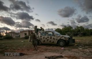 Chính phủ đoàn kết dân tộc Libya giành lại 2 thành phố chiến lược