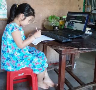 Củng cố kiến thức cho học sinh trong thời gian phòng chống dịch