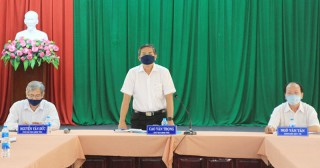 Tiếp tục thực hiện Chỉ thị số 15/CT-TTg của Thủ tướng Chính phủ về quyết liệt thực hiện đợt cao điểm phòng, chống dịch Covid-19