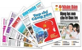 Tăng cường mua và đọc báo, tạp chí của Đảng