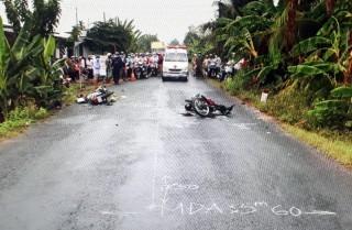 Tai nạn giao thông làm 1 người bị thương