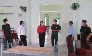 Mỏ Cày Nam tập trung công tác phòng chống dịch Covid-19