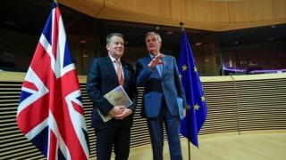 Anh và EU nối lại vòng đàm phán về thoả thuận hậu Brexit