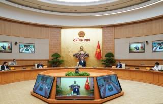 Thủ tướng Nguyễn Xuân Phúc làm việc với TP. Hà Nội
