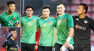 Bùi Tiến Dũng sẽ cạnh tranh với ai nếu Đặng Văn Lâm không dự AFF Cup 2020?