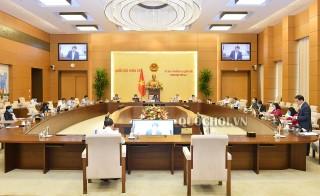 Ủy ban Thường vụ Quốc hội cho ý kiến về dự án Luật Cư trú (sửa đổi)